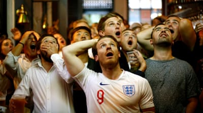 World Cup: Elation for Croatia, heartbreak for England