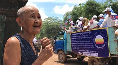 Cambodia's Election Crackdown