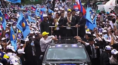 Threats and corruption: Behind the scenes of Cambodia's election crackdown