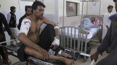 Pakistan: Survivors blame security lapse for deadly Mastung blast