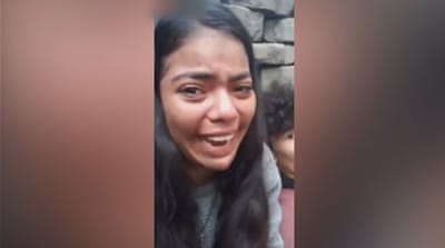 Nicaragua unrest: Student protester livestreams attack