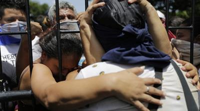 Students freed after standoff at Nicaragua church leaves two dead