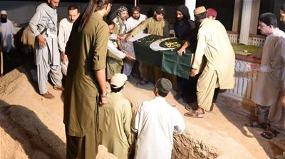 Pakistan: Death toll rises to 149 in Mastung attack