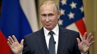 Putin triumphs over Trump at US-Russia summit