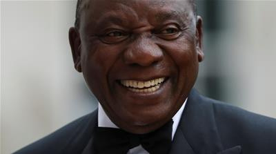South Africa's Ramaphosa: From comrade to businessman