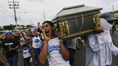 Pressure mounts on Ortega as UN calls for end to Nicaragua unrest