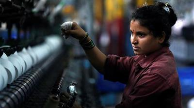 Indian women leaving the workforce