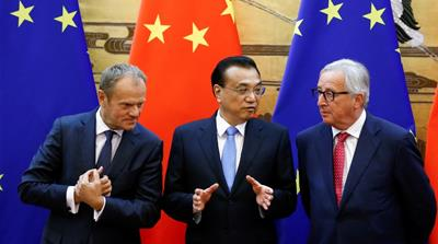 Will Trump's tariffs push the EU and China closer together?