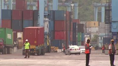 How will a global trade war affect Africa?