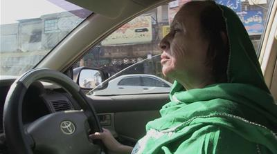 Zahida: On the Road with Pakistan's First Female Taxi Driver