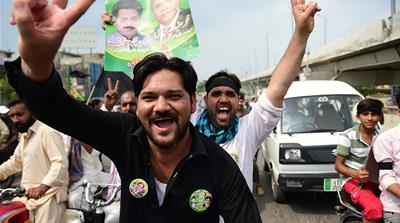 Everything you need to know about Pakistan's general election