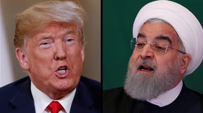 Pompeo calls Iran's religious leaders 'hypocritical holy men'