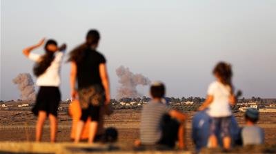 Israel shoots down Syrian fighter jet over Golan Heights