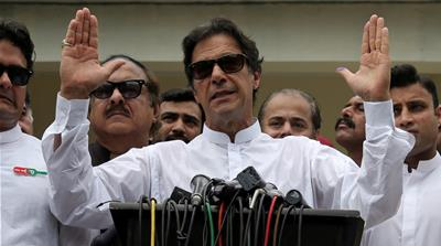 The many challenges awaiting Pakistan's Imran Khan