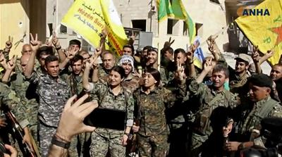 Syria: Kurdish delegation in Damascus for talks with government