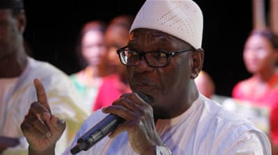 Constitutional court ratifies President Keita's election win