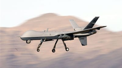 Trump revokes Obama-era order to report civilian drone deaths