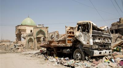 Mosul: One year on