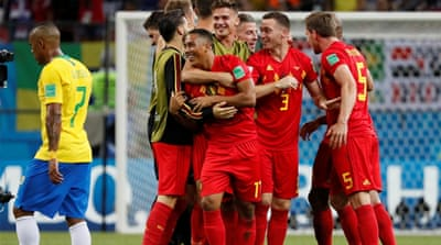 Belgium defeats Brazil to reach World Cup 2018 semi-finals