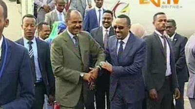 Eritreans are happy about peace and wary of Isaias' promises