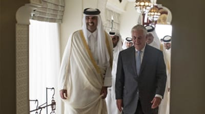 Rex Tillerson stopped Saudi and UAE from 'attacking' Qatar