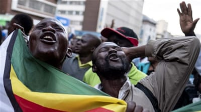 Zimbabwe's ZANU-PF wins majority in parliament: Electoral body
