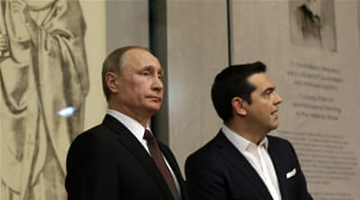 Greece decries Russia's tit-for-tat move to expel diplomats