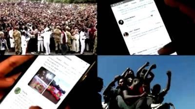 How social media shaped calls for political change in Ethiopia