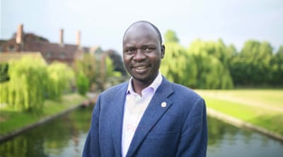 Amid peace efforts, South Sudan arrests activist Peter Biar Ajak