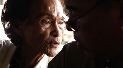 A filmmaker's six-year journey filming with Asia's 'comfort women'