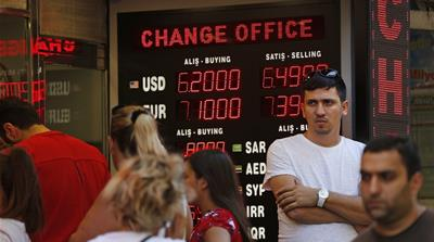 Who is to blame for Turkey's financial crisis?