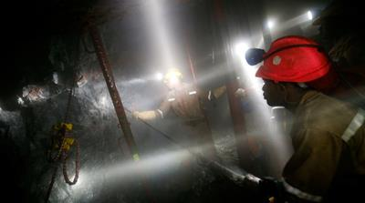 What is the future of South Africa's mining sector?