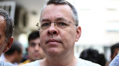 US pastor held in Turkey prepared to go to European court: lawyer