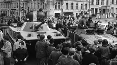 Czechs mark 50 years since bloody Soviet invasion