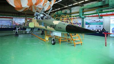 Iran starts mass-producing locally designed Kowsar fighter jet