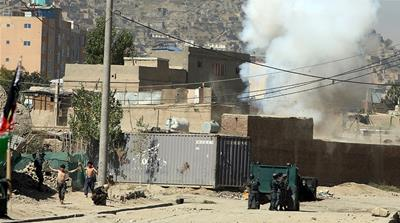 Bomb strikes political rally for female candidate in Afghanistan