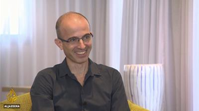 Yuval Noah Harari: Technology is humanity's biggest challenge