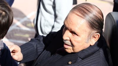 Algeria's Bouteflika to seek re-election next year: party chief