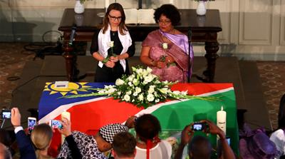 Tears, anger as Germany returns human remains seized from Namibia