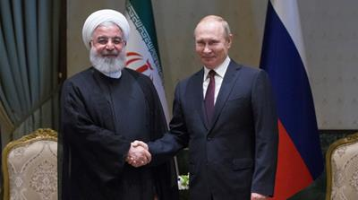 Will Russia force Iran out of Syria?