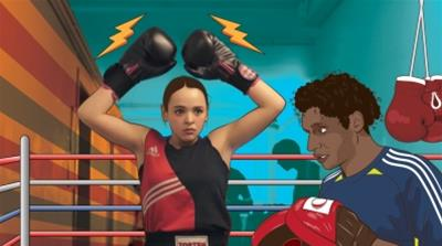 Salma the Boxer: Fighting back in Molenbeek
