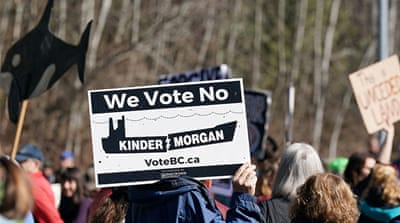 Trans Mountain: Court quashes approval of contentious pipeline