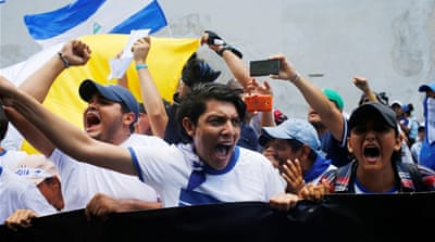 'This is a revolution': Who are Nicaragua's student protesters?