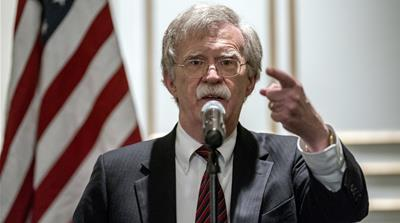 John Bolton threatens ICC with sanctions: 'We will not cooperate'
