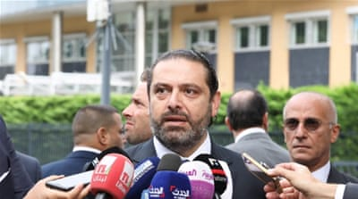 Lebanon's Saad Hariri demands 'justice' for slain father at trial