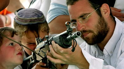 Israel's eased gun laws: Palestinian fear over new gun permits