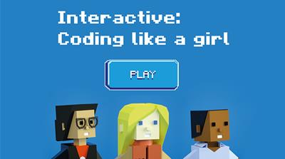 Interactive: Coding like a girl