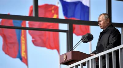 Large war games distract from the complexity of China-Russia ties