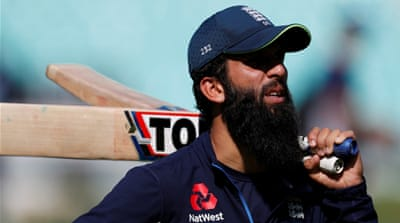 England cricketer Moeen Ali called 'Osama' by Australian player