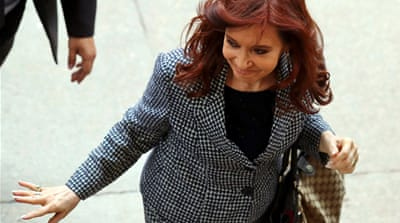 Argentina ex-President Kirchner hit with more corruption charges